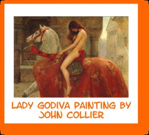 Lady Godiva painting