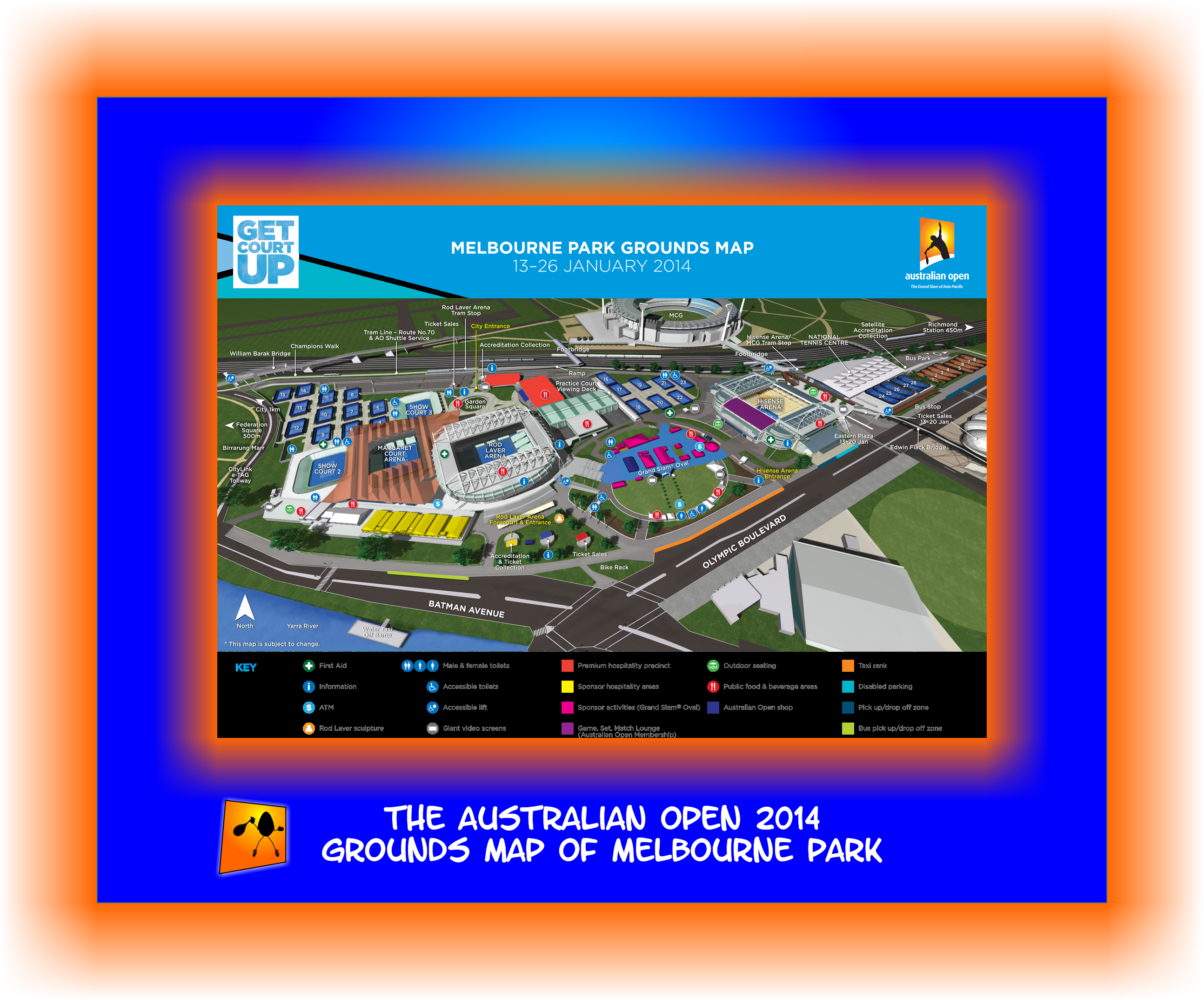 The Australian Open Is Now Open Kidz News