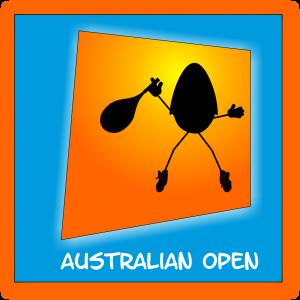 Australian Open Logo by KN