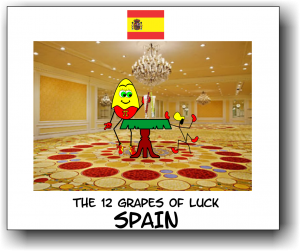 Spain New Year