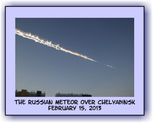 Russian Meteor 15 february 2013 - 2
