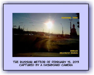 Russian Meteor 15 february 2013