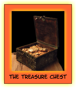 The Forrest Fenn Treasure Chest