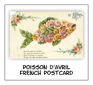 Postcard poisson davril