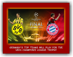 Uefa Poster 2013