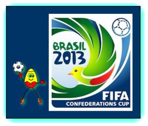 FIFA Confederations Cup Emblem 2 2013