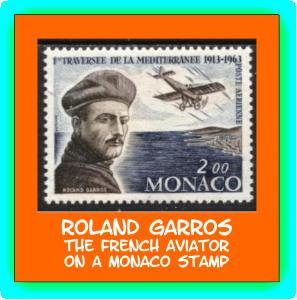 Roland Garros Aviator