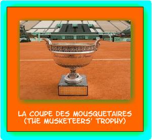 Roland Garros Trophy