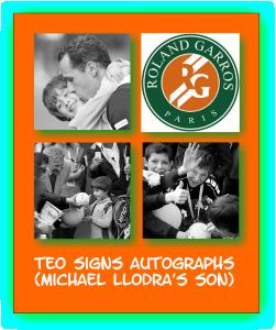 Teo Llodra Roland Garros 2013
