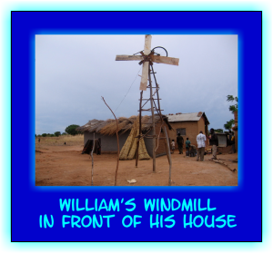 William Kamkwamba house