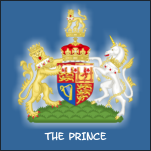 Click to visit the official website of Prince Harry