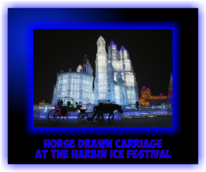 Harbin 2015 Horse and Carriage